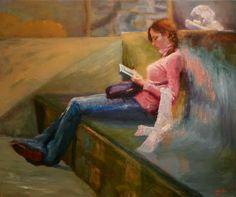 Break at d'Orsay by Irena Jablonski