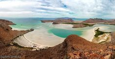 The amazing beauty of #Balandra beach in #LaPazBCS. Picture: Dagoberto Hernández  #VisitBajaSur #BajaCaliforniaSur