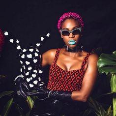 Karol Conka: voz ativa sobre o empoderamento da mulher negra.