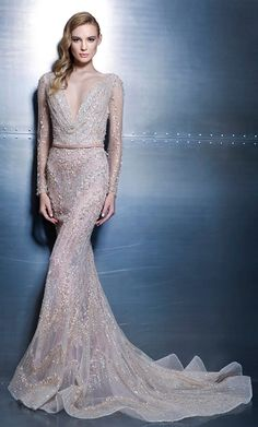 HAUTE COUTURE Ziad Nakad summer 15 coll.