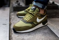 Chubster favourite ! - Coup de cœur du Chubster ! - shoes for men - chaussures pour homme - sneakers - boots - sneakershead - yeezy - sneakerspics - solecollector -sneakerslegends - sneakershoes - sneakershouts - Nike Air Odyssey - Green