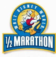 #1 - Walt Disney World Half Marathon - 1/12/2013
