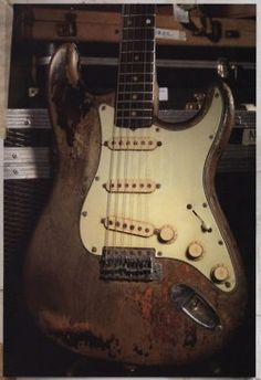 Rory Gallagher's Stratocaster
