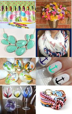 Summer Is On Its Way --Pinned by xurple.etsy.com with TreasuryPin.com