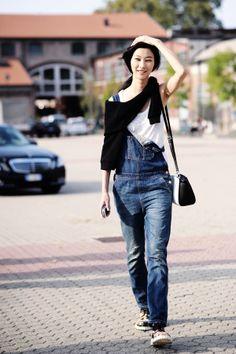 Ji Hye at Milan Fashion week 14ss by HyeonUk Nam on 500px