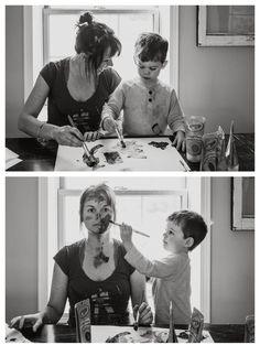 Looks Like I Feels Like: a Funny Look at Motherhood Photography Project