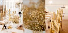 Justin&Shannon_by Jana Marnewick Table Decorations, Weddings, Gold, Black, Home Decor, Decoration Home, Black People, Room Decor, Mariage