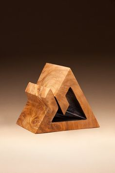 Cherry Triangle Jack R. Sculpture Head, Abstract Sculpture, Bronze Sculpture, Wood Sculpture, Sculpture Garden, Outdoor Sculpture, Artist Portfolio, Woodworking Wood, Old Wood