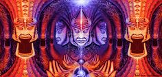 """""""Timewave Zero"""" Visionary Art By: Salvia Droid Psychedelic Art, Psychedelic Experience, Animal Spirit Guides, Spirit Animal, Salvia Divinorum, Art Timeline, Vision Quest, Psy Art, Spirit Science"""