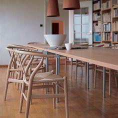 Hans Wegner CH24 Wishbone Chair from Carl Hansen & Son - Smart Furniture