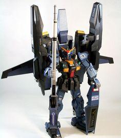 RX-178 Gundam MkII Titans 32 G-Defenser