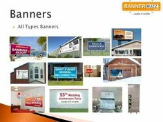 Vinyl Banners, Decals, Custom Signs, Clings, Banner Stands at Bannerbuzz.com