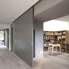 Image result for sliding interior walls