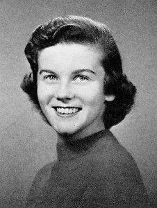 Ann-Margret high school yearbook photo
