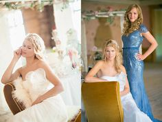 Norwegian Spring – a Romantic Styled Shoot Inspired by Spring in the Fjords