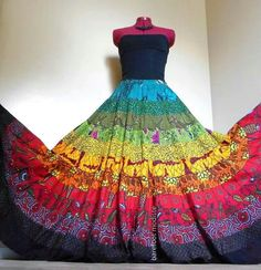 Me want this - Rainbow dress