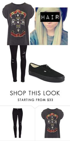 A fashion look from November 2015 featuring logo shirts, skinny jeans and vans shoes. Browse and shop related looks. Band Outfits, Scene Outfits, Cool Outfits, Cute Emo, Hair Shop, Rose Hair, Frame Denim, Vans, Pastel Goth
