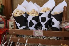 Find the best cowgirl baby shower favors! Get the top favor ideas that all your guests will love. Unique and creative cowgirl baby shower favor ideas Cow Birthday Parties, Cowboy Birthday Party, Cowgirl Party, Farm Birthday, Birthday Snacks, Cowboy Theme, Western Theme, Pirate Party, Farm Animal Party