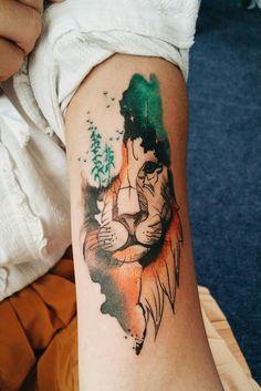 I love my new tattoo