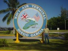 So glad I Dodged that bullet! Diego Garcia~ horse-shoe shaped coral island owned by the British & used by the Americans, 100 yards wide at the widest point, & home to approx military personnel and contract workers Navy Day, Go Navy, Us Navy Seabees, Navy Careers, Diego Garcia, British Indian Ocean Territory, Navy Life, Military Personnel, United States Navy