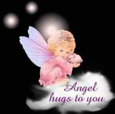 Good night my friend sweet dreams and God bless you and yours as the angels watch over you! Hugs And Kisses Quotes, Hug Quotes, Angel Quotes, Hug Images, Angel Images, Angel Pictures, Hug Pictures, Inspiring Pictures, Inspirational Photos