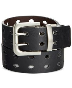 Levi's Reversible Perforated Belt, Boys