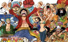 One Piece 679 TH วันพีช 679 อ่านการ์ตูนแปลไทย - Nanuan Manga ภาพเต็มจอ อ่านการ์ตูนออนไลน์ Doujin