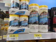 Armor All Cupones: Toallas Desinfectantes  $2.24 En Walmart!