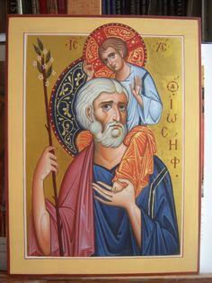 San Giuseppe #orthodox #christianity