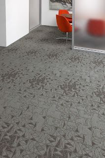 Tandus Flooring's Breakout pattern in the NeedleTech commercial carpet collection