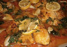 פילה מושט בתנור - לבשל בבית - תפוז בלוגים