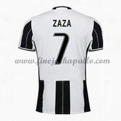 Jalkapallo Pelipaidat Juventus 2016-17 Zaza 7 Kotipaita