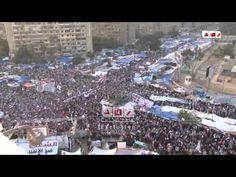 مليونية مصر ضد الانقلاب برابعة من اعلي نقطة