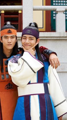Hwarang was amazing! But then they killed V and that Made Mai Heart-eu sad D,:
