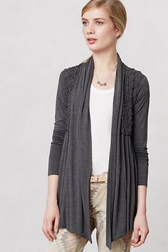 Love layers that can elevate my t-shirt and keep me warm at the same time.
