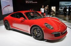 2016 Porsche 911 Carrara 5  GTS live at LA Auto Show  2014 - RWD and ALD  options - 3.8 liter flat six  with 430HP - 0-60MPH in  3.8 seconds - $132,800  price for AWD -