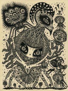spider-lady-witchcraft by Ciou