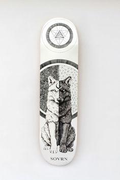 SOVRN Skateboard Decks