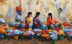 Saim Dursum - kwiaciarki