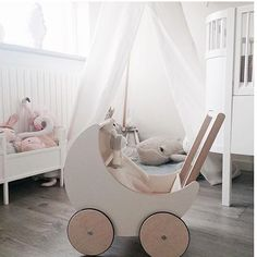 """""""This cute still life in white comes from Denmark. If you are in need of some ooh noo goodness, head over to our new stockist, @littlekidsville . #toyPram #littlekidsville #stockist"""" Photo taken by @oohnoo_official on Instagram, pinned via the InstaPin iOS App! http://www.instapinapp.com (11/25/2015)"""