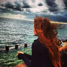 Annie by the sea - Stef Dawson... I wasn't sure of her at first, but she is really growing on me for Annie.
