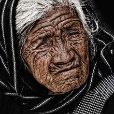 portrait wrinkles - Google Search