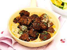 Köttbullar med brunsås | Recept.nu