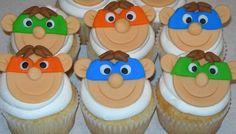Cupcakes Super Herói