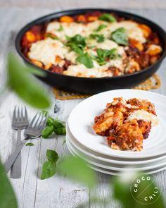 Fruit Bread, Gnocchi, Vegan Recipes, Vegan Food, Pesto, Risotto, Curry, Veggies, Meals
