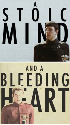 Spock & Kirk AND a Mumford & Sons reference? Yes, so much yes!