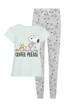 Snoopy Pyjama Set