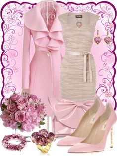"""""""In The Pink Contest III"""" by anna-campos on Polyvore"""