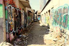 The Mekomy Street Art tour in Tel Aviv