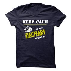 For more details, please follow this link http://www.sunfrogshirts.com/Let-ZACHARY-Handle-it.html?8542